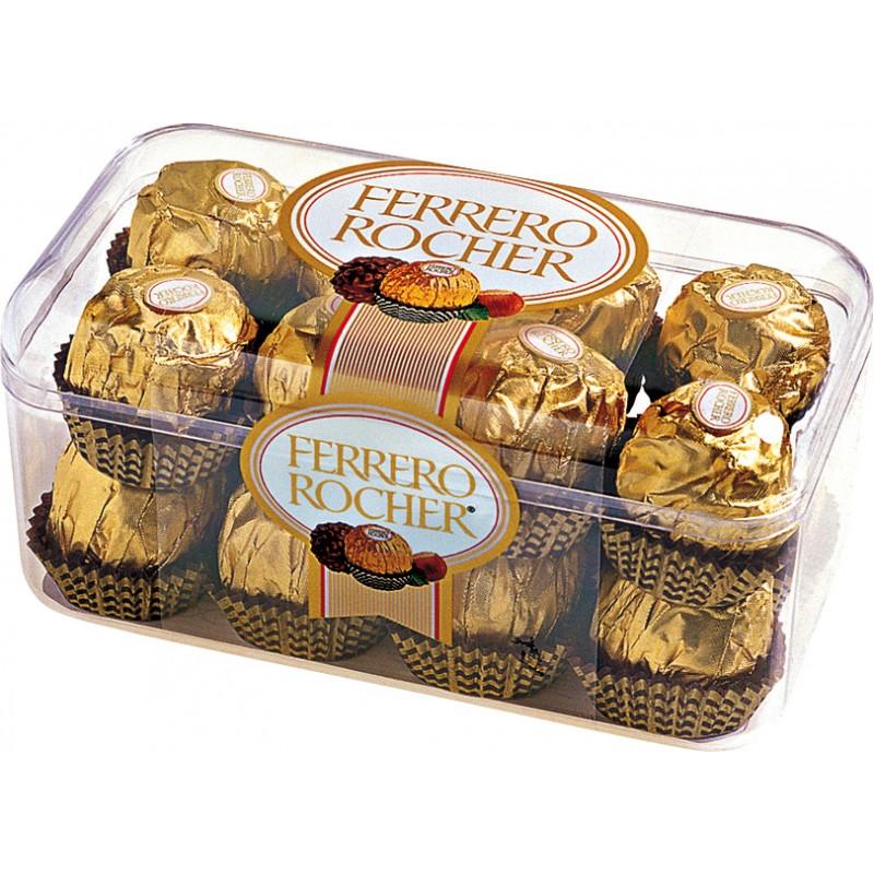 ДОБАВИ КЪМ ТВОЯТА ПОРЪЧКА И НАПРАВИ ЖЕСТТА ПО-ЕЛЕГАНТЕН - Ferrero Rocher