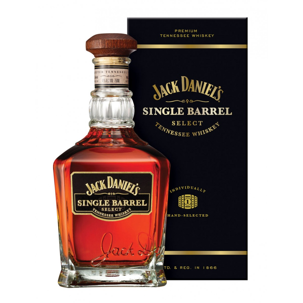9-Jack Daniels Single Barrel