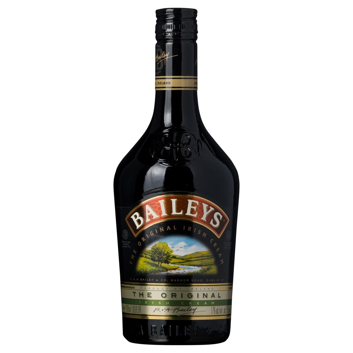 70cl Baileys Irish Cream Bottle