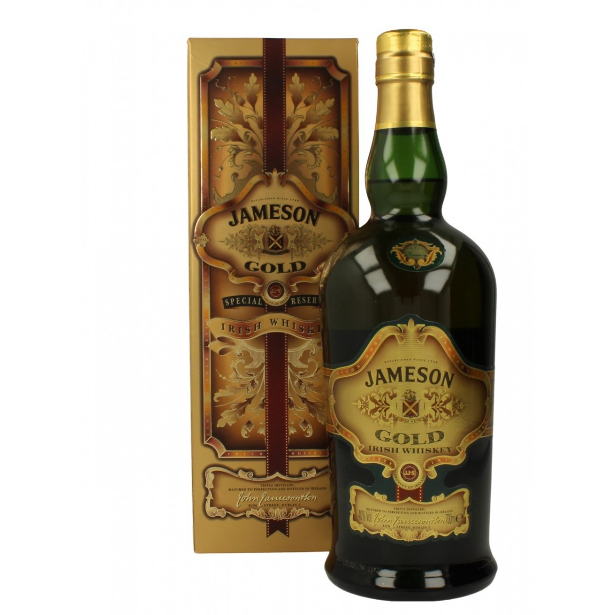 9-Jameson Gold