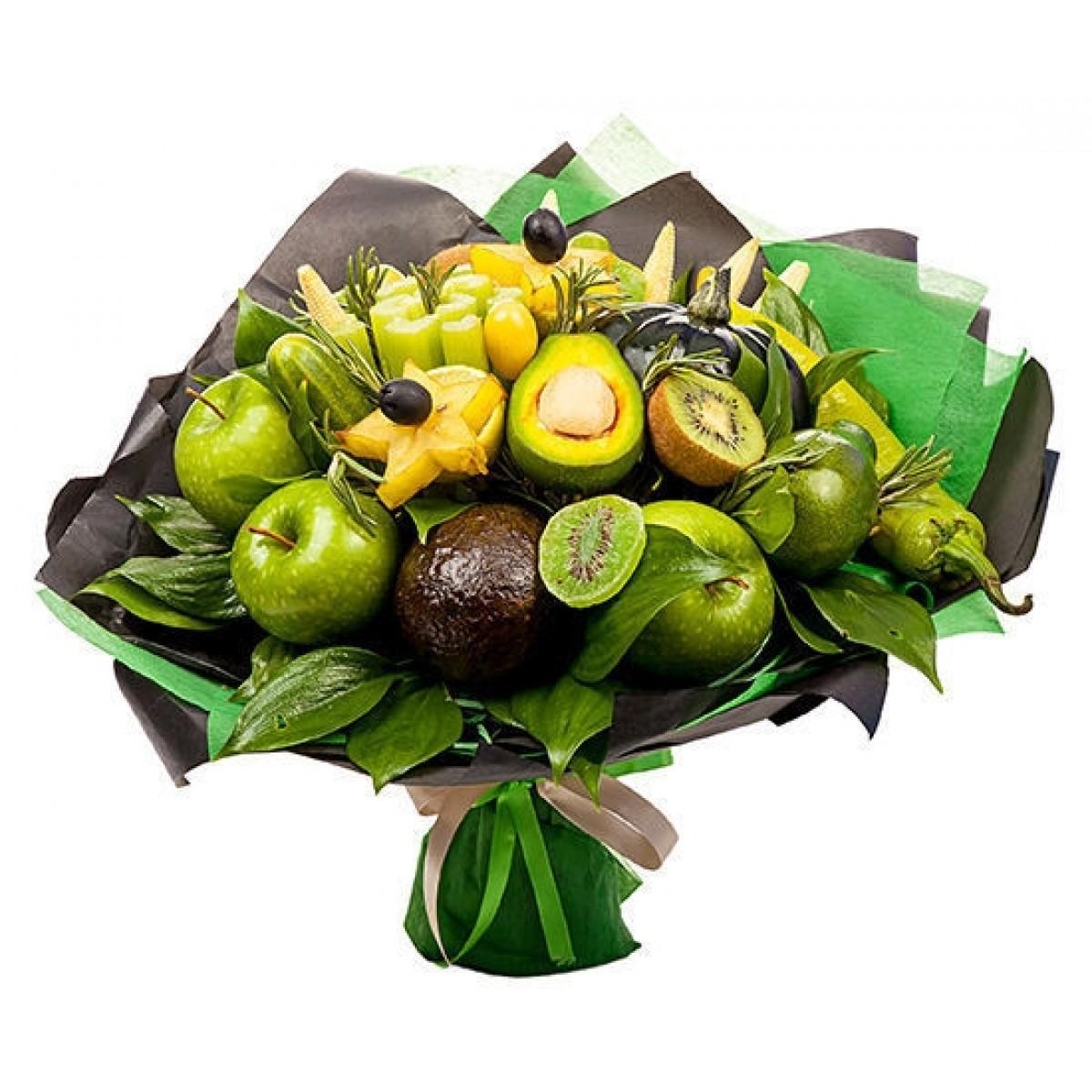 """Букет """"Зелено манго"""""""
