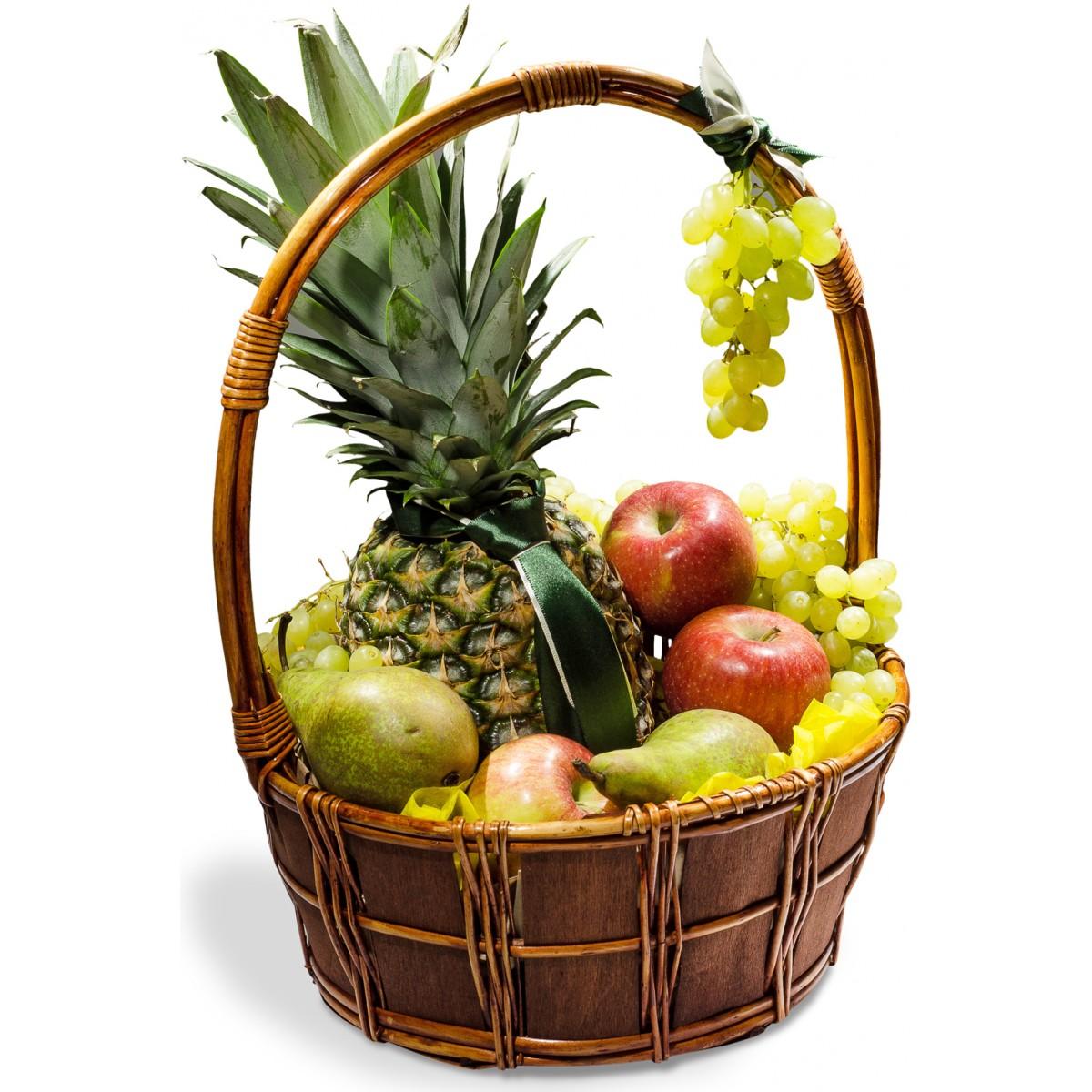 Кошница с плодове Мистър Ананас
