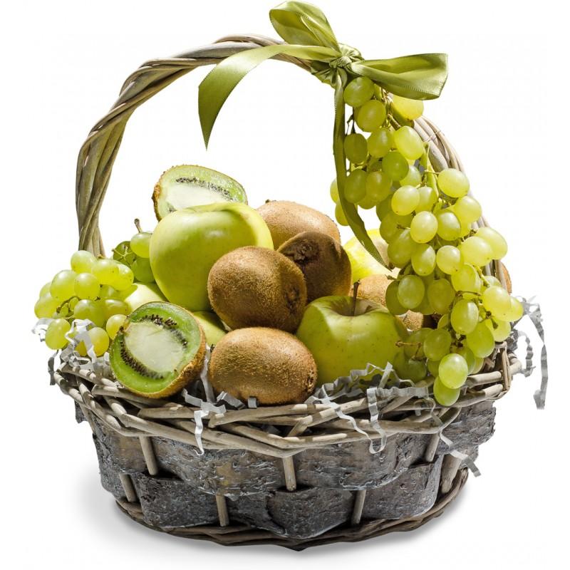 Кошница с плодове Свежо утро