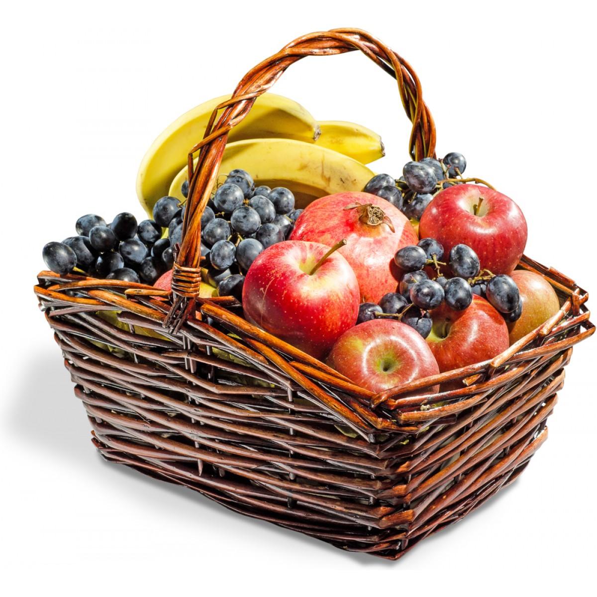 Кошница с плодове Фруктово настроение