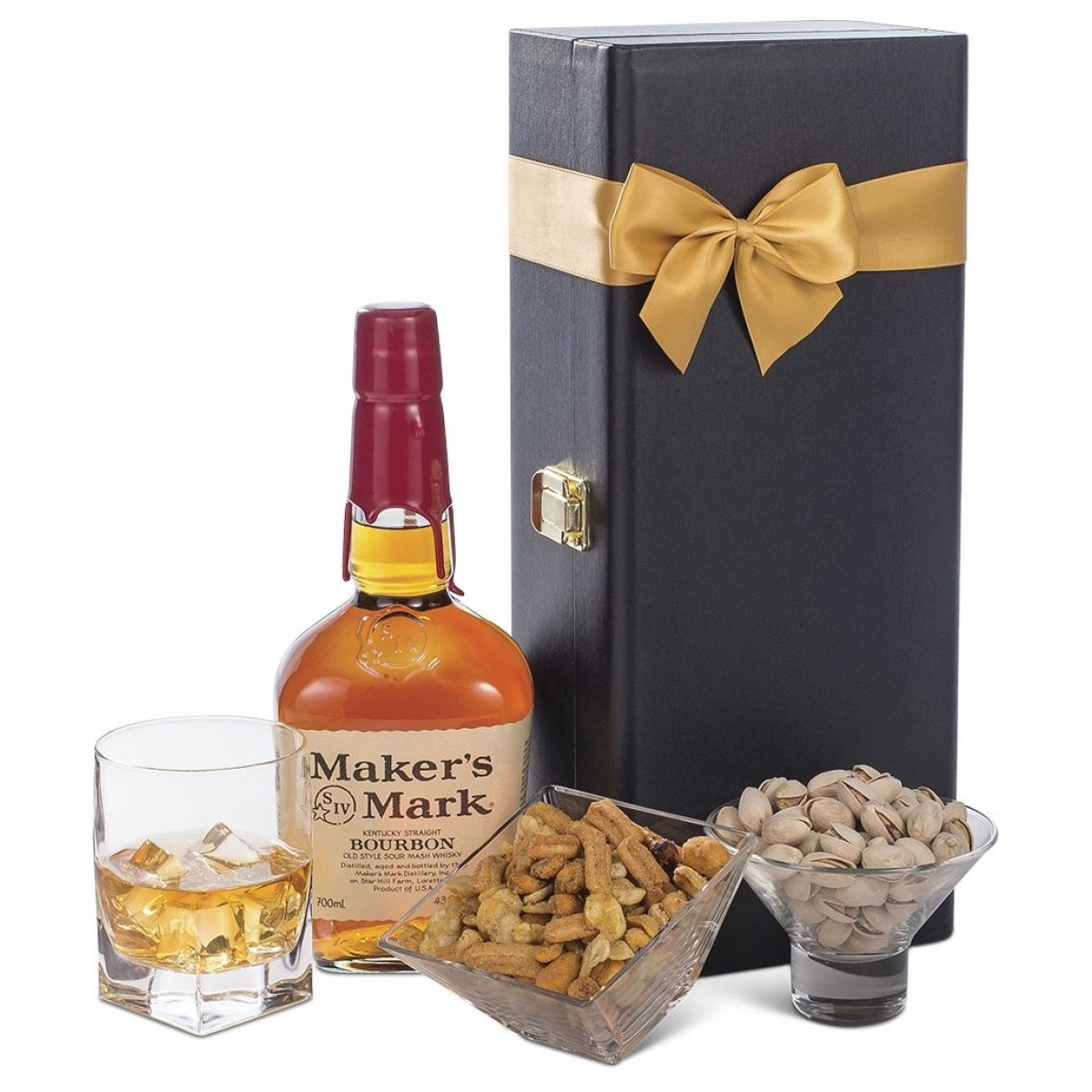 Комплект MAKER'S MARK GIFT BOX