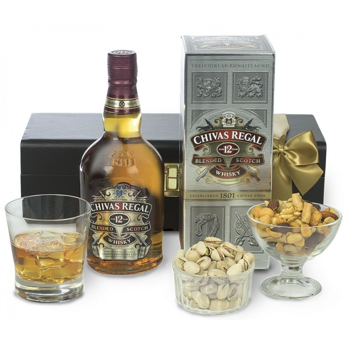 Комплект CHIVAS REGAL GIFT BOX